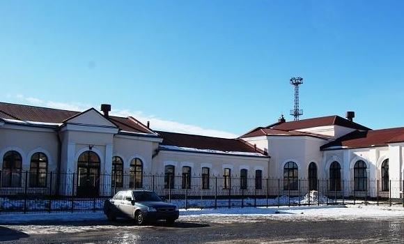ЖД Вокзал ЖД вокзал Грозный